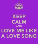 LoveMeLikeALoveSong