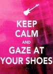 GazeatYourShoes