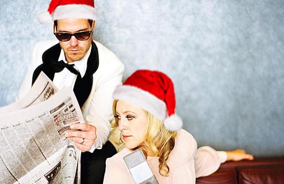 Sugar and Hi Lows Santa