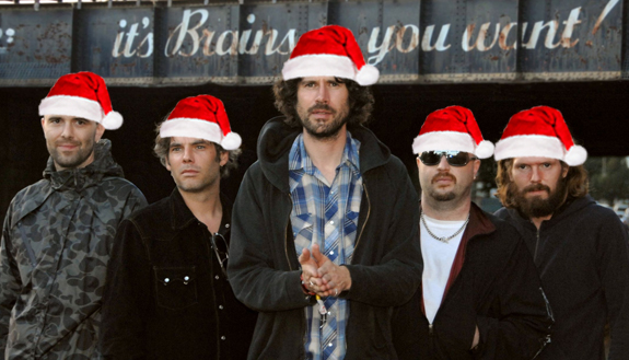 Super Furry Animals santa