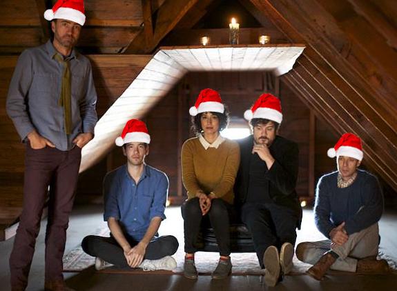 The Shins Santa